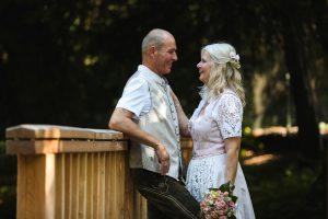 Fotoshooting Glückliches Brautpaar Foto Eva Berten Photography
