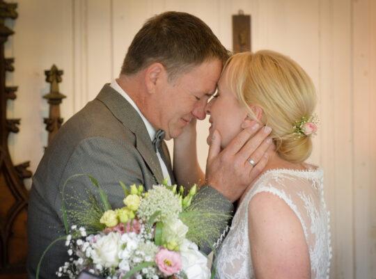 Wenn ein Bild mehr sagt, als 1000 Worte - Erneuerung des Ehegelöbnisses mit Traurednerin Katja Nörenberg - Foto Susanne Kurz